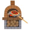 これは町子もブチギレ…垂れ幕に「タラちゃん」ぽいキャラを使ったピザ屋があまりに悪ノリだと話題に🤔