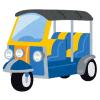 観光地で楽しく乗るトゥクトゥクとは全然違う…スリランカの「トゥクトゥクレース」がガチすぎるwww