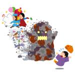 【悲報】小学生の描いた「ゴミを捨てるな」ポスターが過激すぎるwww
