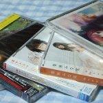 CD大量買い