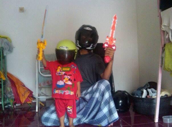 Keluarga Power Ranger