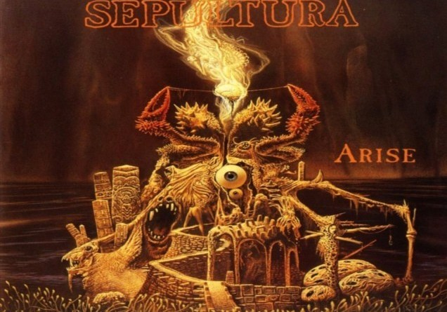 Cover Album Sepultura