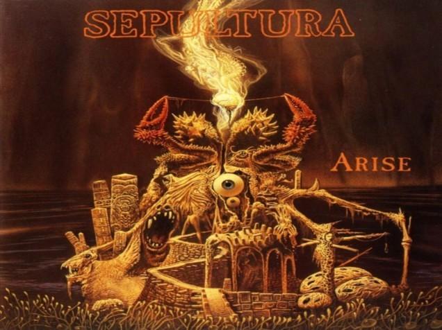Cover Album Sepultura