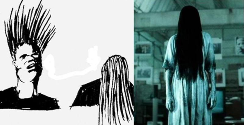 Sadako dan Headbang ala Metal