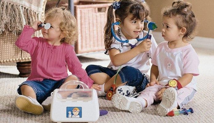 Fun Games Bermain Peran untuk Anak-anak
