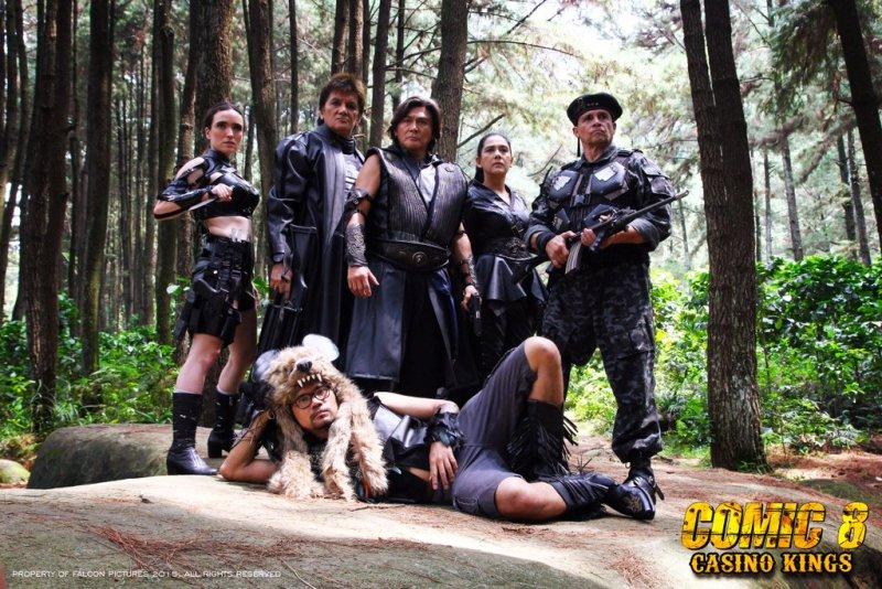 Comic 8 Film Komedi Indonesia