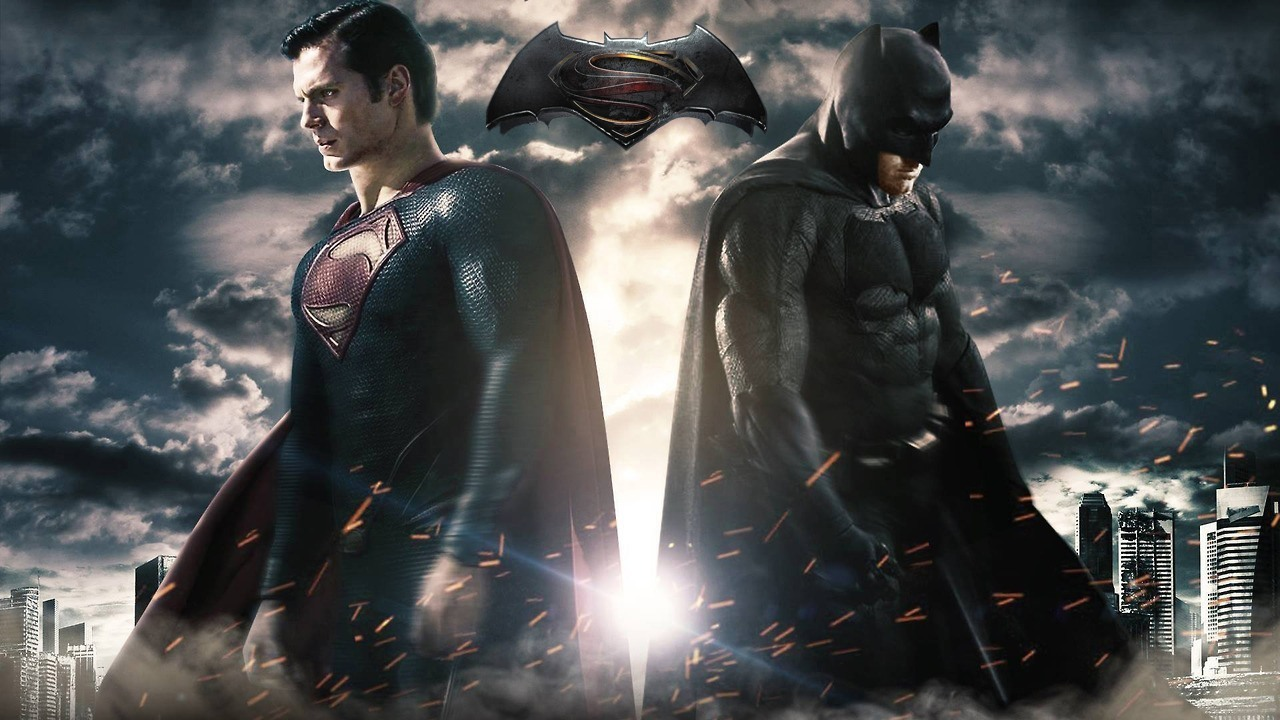 Daftar Film Batman Superman