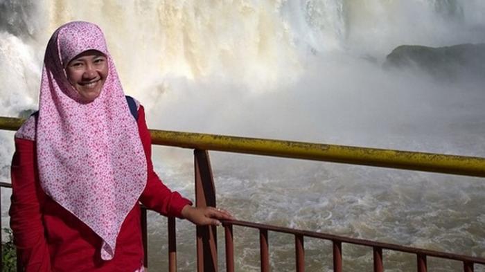Asma Nadia sebagai Jilbab Traveler