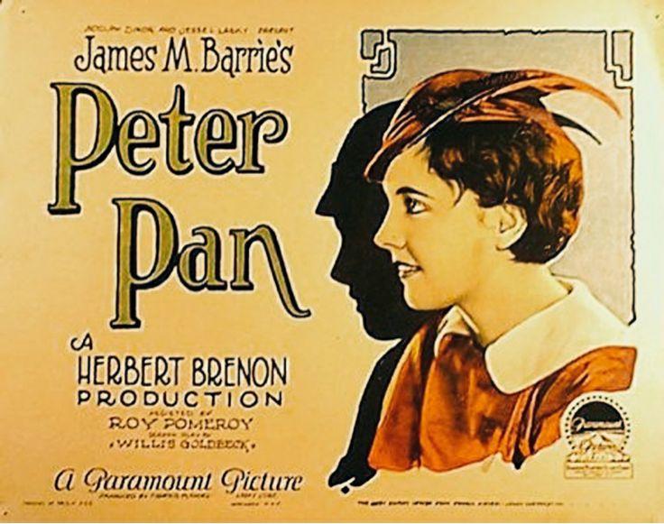 Film Pertama Peter Pan