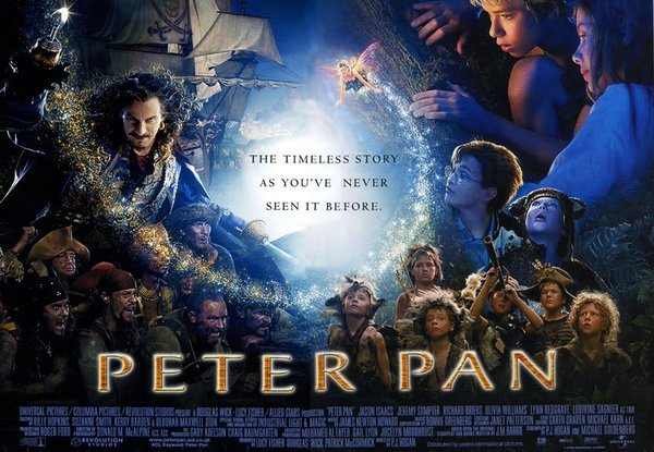 Film Keempat Peter Pan