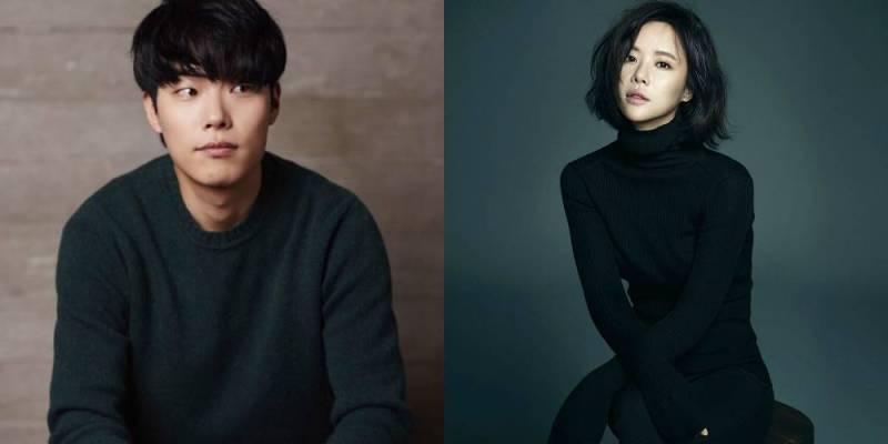 Hwang Jung Eum Bermain dalam Lucky Romance