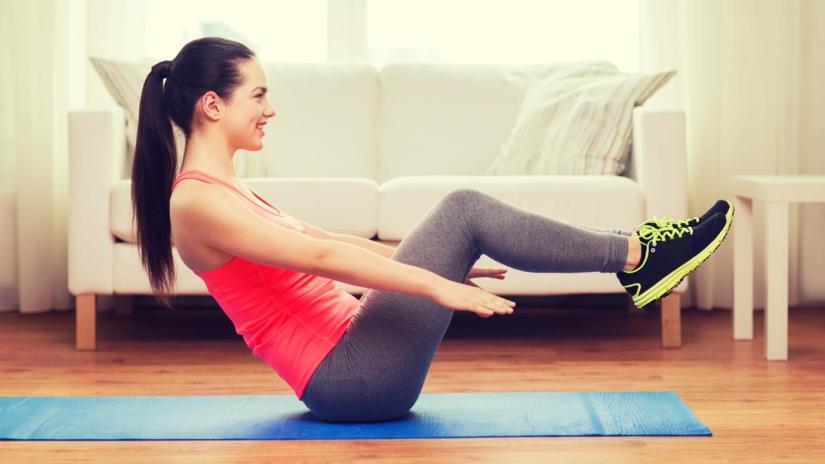 Berolahraga rutin baik untuk tubuhmu