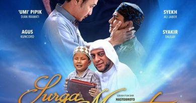 Film Religi Surga Menanti