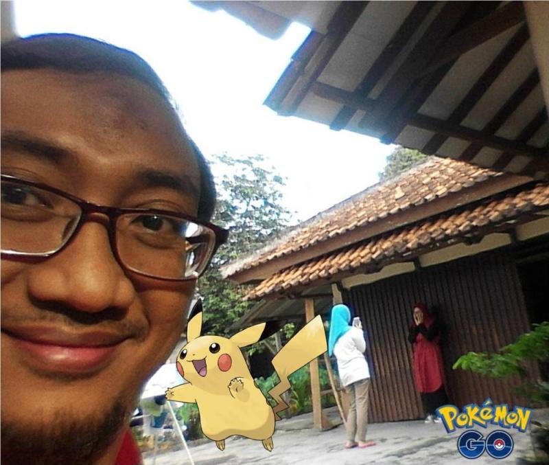 Bahaya Pokemon Go Bagi Wanita
