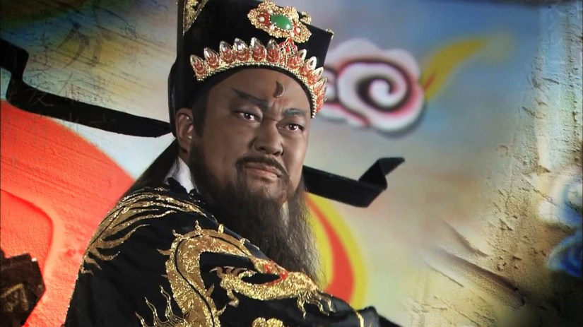 adegan film klasik mandarin judge bao