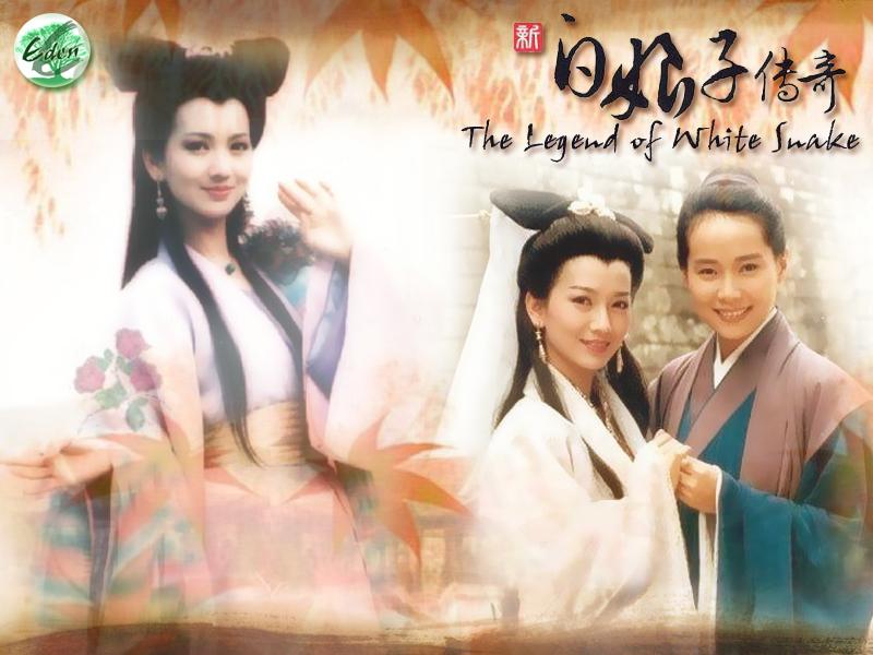 drama klasik mandarin white snake legend