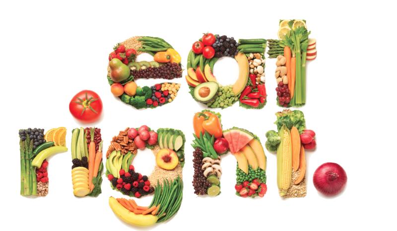 Makanan yang sehat turut mencegah jerawat
