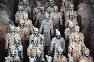 Destinasi Wisata China: Prajurit Terrakotta