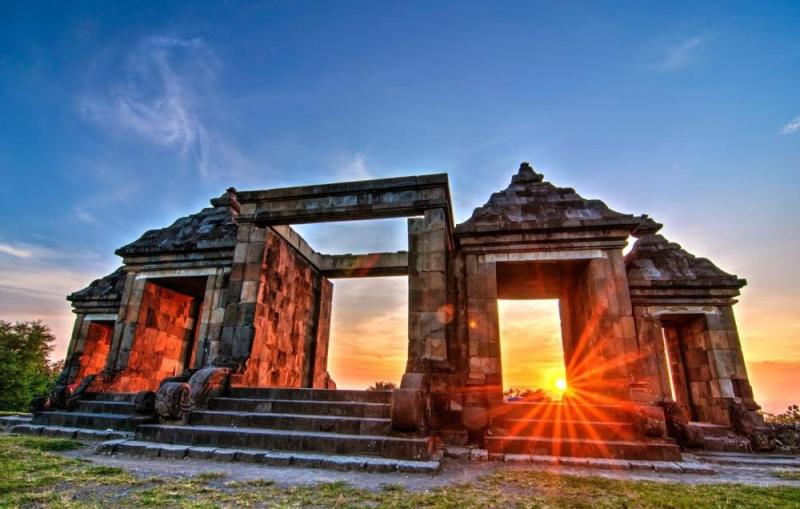 Candi Eksotis di Yogyakarta: Candi Boko