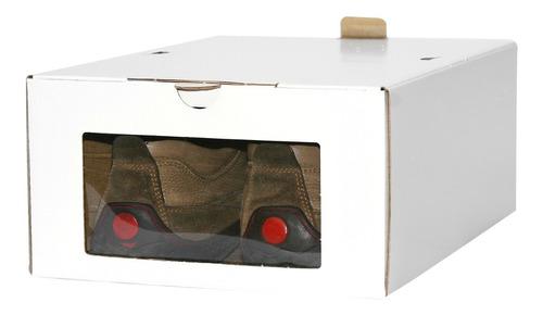 Caja Zapatos Organizadora (talle 40-46) 12u