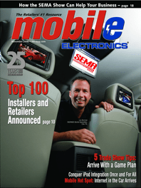 ENORMIS makes Cover AND makes Top 100 list in same issue!