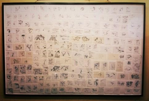 200 drawing nihilist tarot