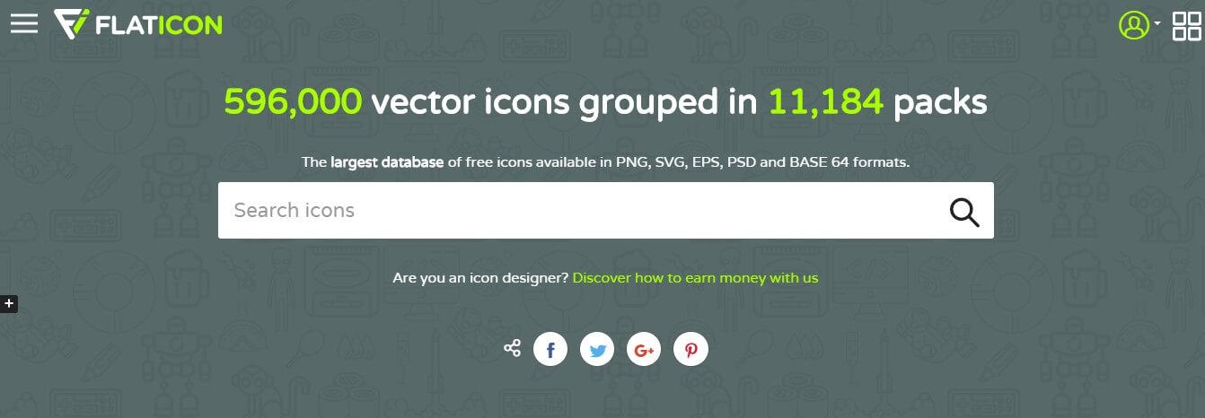 Flaticon banco de imagens gratuitos banco de imagens - banco de imagens gratuitos flaticon - Os 17 melhores bancos de imagens gratuitos
