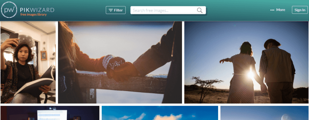 banco de imagem gratuito pikwizard banco de imagens - banco de imagem gratuito pikwizard 1024x400 - Os 17 melhores bancos de imagens gratuitos