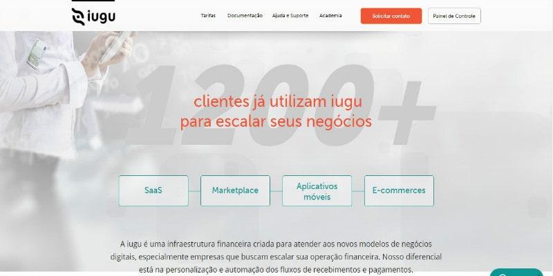 boleto - gerar boleto online iugu min 1 - Conheça 7 plataformas eficazes para gerar boleto online automaticamente