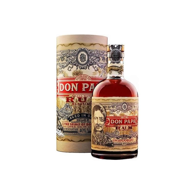 Rum Don Papa 7 anni 070 lt