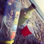 The perfect beach wine: Gazela Vinho Verde ...