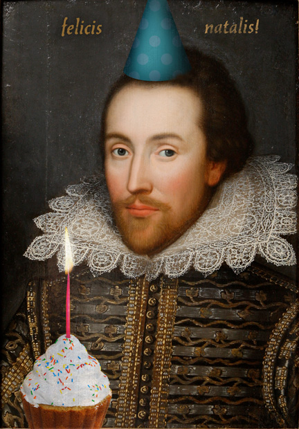 ENotes ENews—Happy Birthday Shakespeare! 4 Ways To