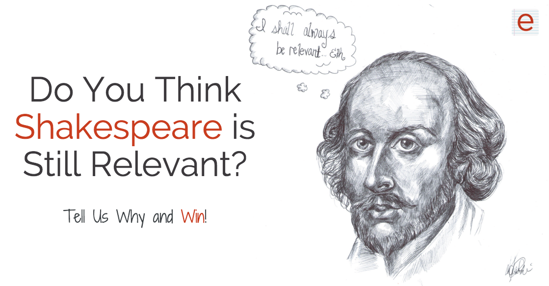 The eNotes Blog: How Is Shakespeare Still Relevant 400