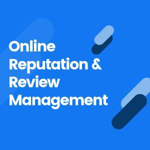 Online Reputation & Review Management Service Image