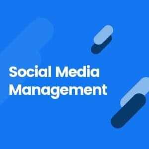 Social Media Management Product Image