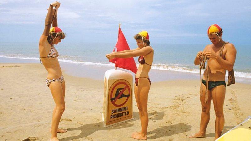 """Серферы и спасатели на побережье Австралии надевают женские нейлоновые колготки, чтобы уберечь себя от нападения медузы """"Морская оса"""" (Хиронекс). Обыкновенные женские колготки, стали популярны среди серферов из-за своей дешевизны и эффективности, кубомедуза """"Морская оса"""" не нападает на людей в колготках https://1.bp.blogspot.com/-x5ZLvaFuxRw/Xd7GfjTd0xI/AAAAAAAAhig/JHyVIQ9DdnYbFHQwboKrtGzVl3pmO12_gCLcBGAsYHQ/s1600/54.jpg"""
