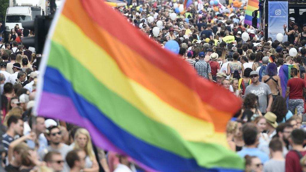 Queer Lives Matter Demo in Berlin