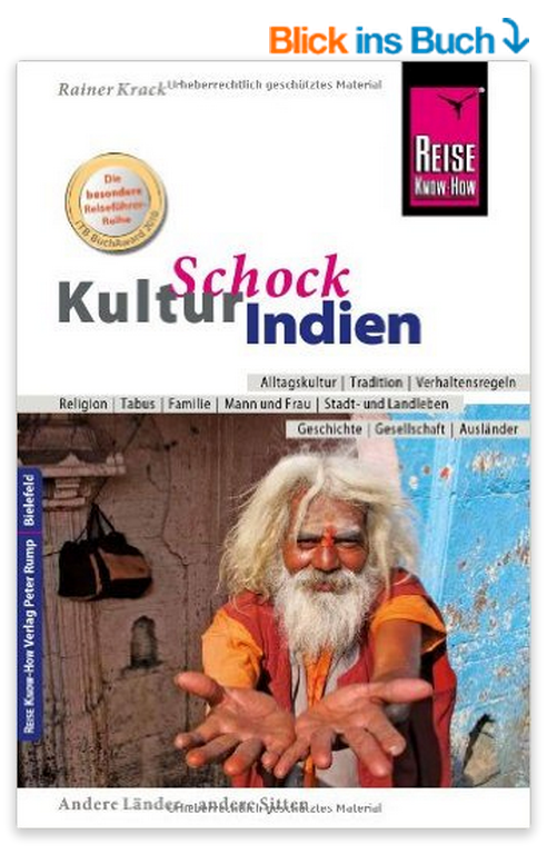 Reise Know-How: Kulturschock Indien