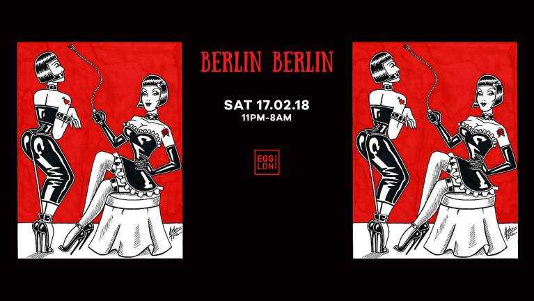 London Calling: Berlin Berlin