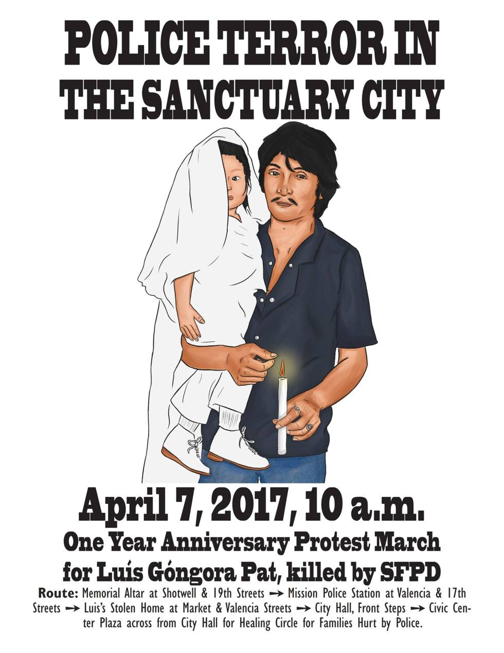 SFmarch-against-police-terror-for-luis