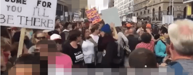 How to Kick Alt Right Scum Out of a March – PUGET SOUND ANARCHISTS