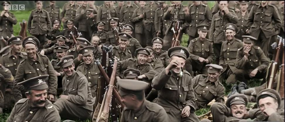 Film Review: They Shall Not Grow Old | Enough of this Tomfoolery!
