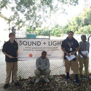 Sound + Light