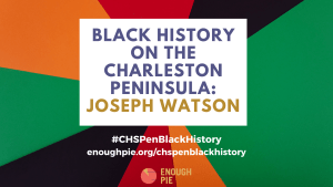Joseph Watson BHM Post -- Enough Pie