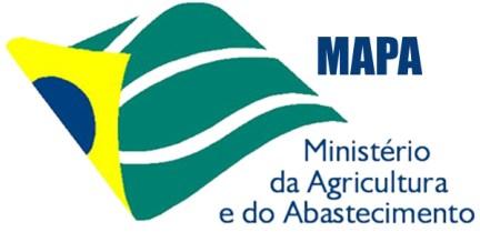 Resultado de imagem para ministério da agricultura, pecuária e abastecimento logo