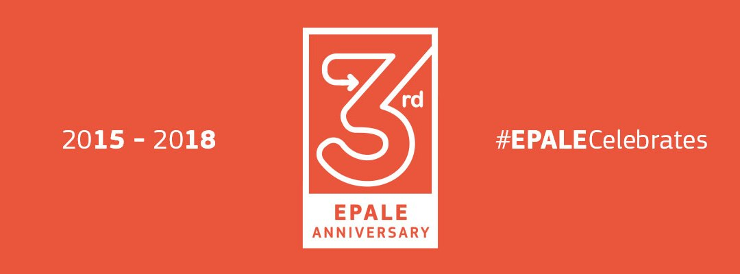 #EPALE celebrates