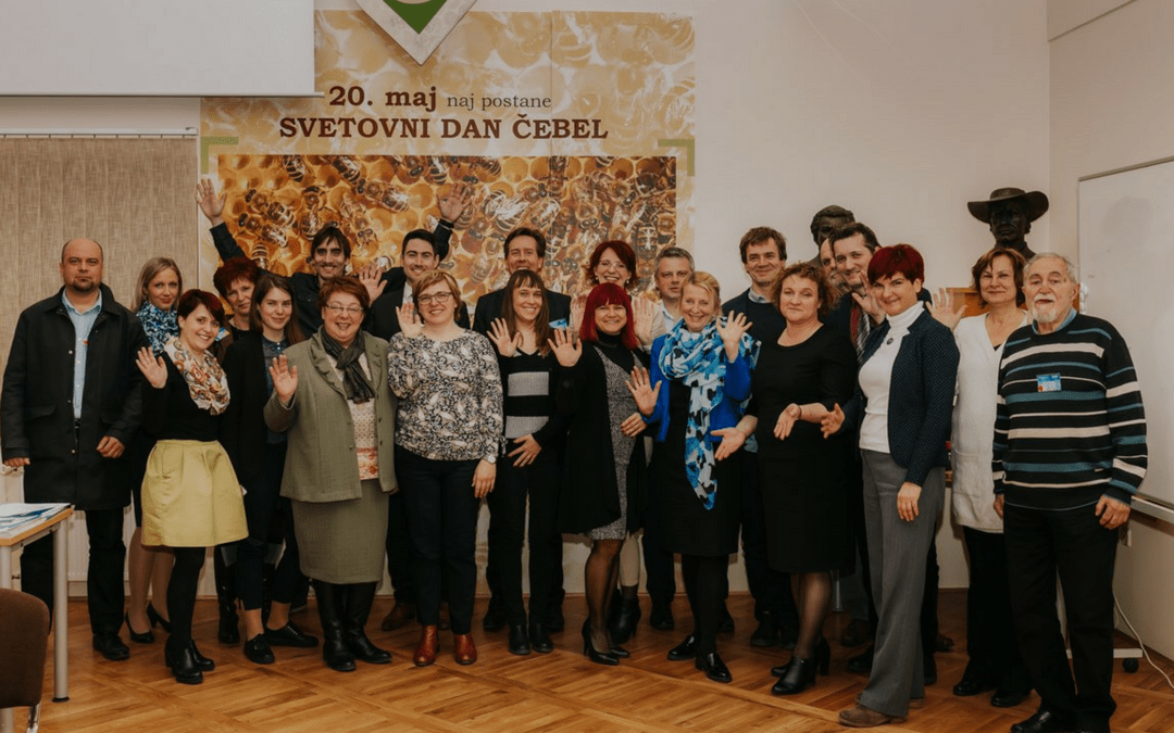 Skills Development and Use Strategy in Slovenia has entered the second phase