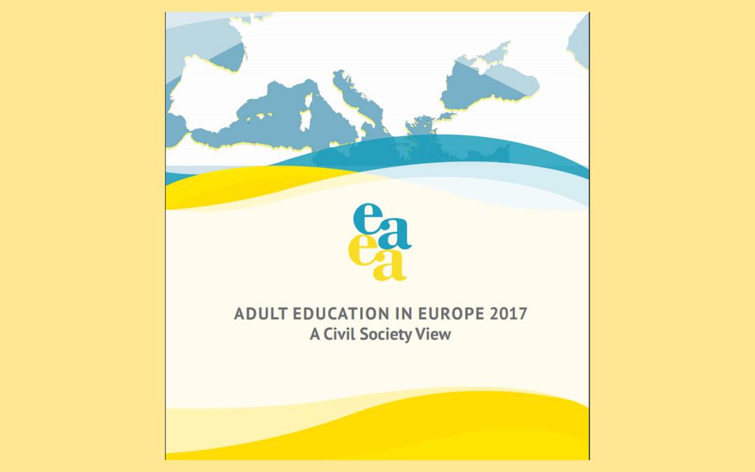 Poročilo EAEA o izobraževanju odraslih v Evropi 2017