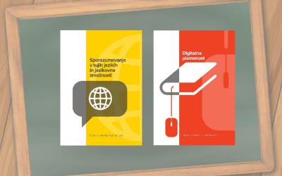 Digital Literacy and Communication in Foreign Languages and Language Competences booklets