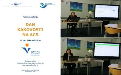 Dan za kakovost na ACS